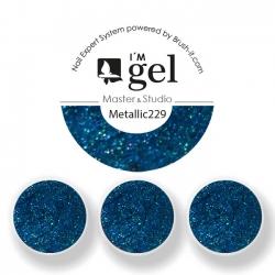I'M gel EXPERT: Color Gel Metallic No. 229