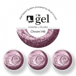 I'M gel EXPERT: Color Gel Chrom No. 146