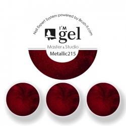 I'M gel EXPERT: Color Gel Metallic No. 215