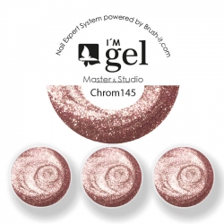 I'M gel EXPERT: Color Gel Chrom No. 145
