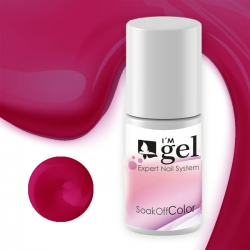I'M gel: Soak off Color No. G34