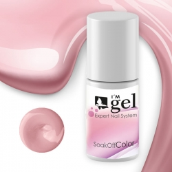 I'M gel: Soak off Color No. G21