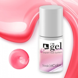 I'M gel: Soak off Color No. S184