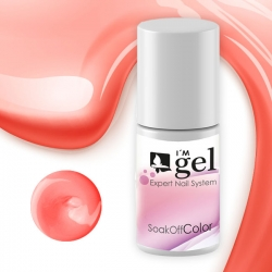 I'M gel: Soak off Color No. S1008
