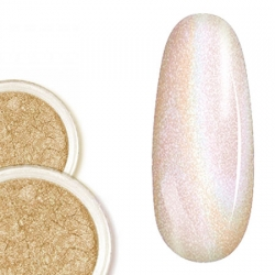 Pigment *Holographic Chrom* No.4 champagner
