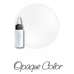 Airbrushfarbe: Opaque White
