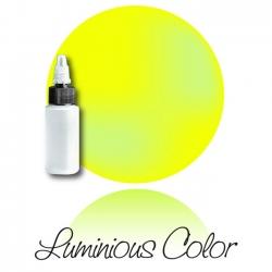 Airbrushfarbe: Luminious Lemon