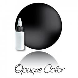 Airbrushfarbe: Opaque Schwarz